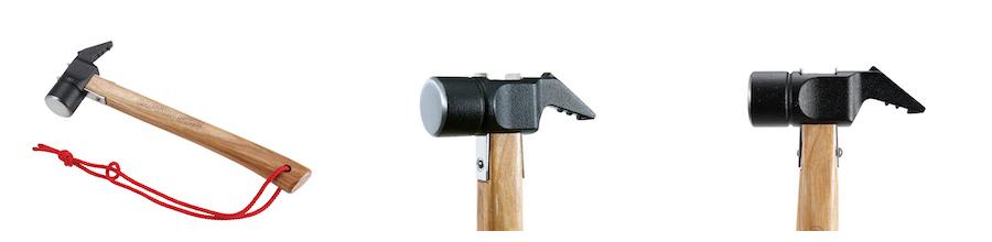 タープを張る時に必要なアイテム ハンマー