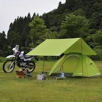 テントとタープ ソロキャンプにおすすめの組み合わせ