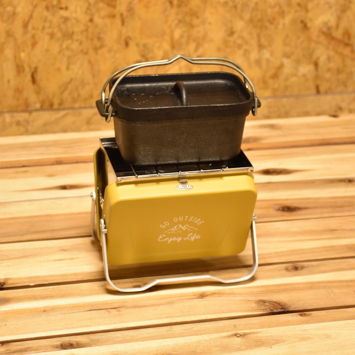 モンテ V型卓上グリル B6型の特徴3